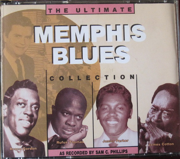 Various The Ultimate Memphis Blues Collection
