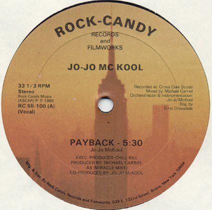 Jo-Jo MC Kool Payback