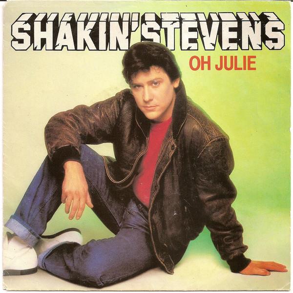 Stevens, Shakin Oh Julie Vinyl