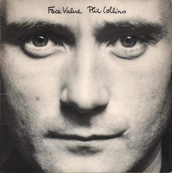 Collins, Phil Face Value