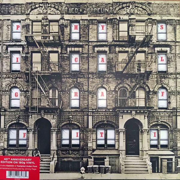 Led Zeppelin Physical Graffiti Vinyl