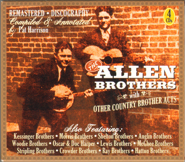 The Allen Brothers The Allen Brothers With Other Country Brother Acts