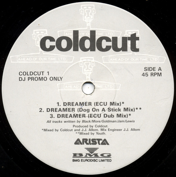 Coldcut Dreamer Vinyl
