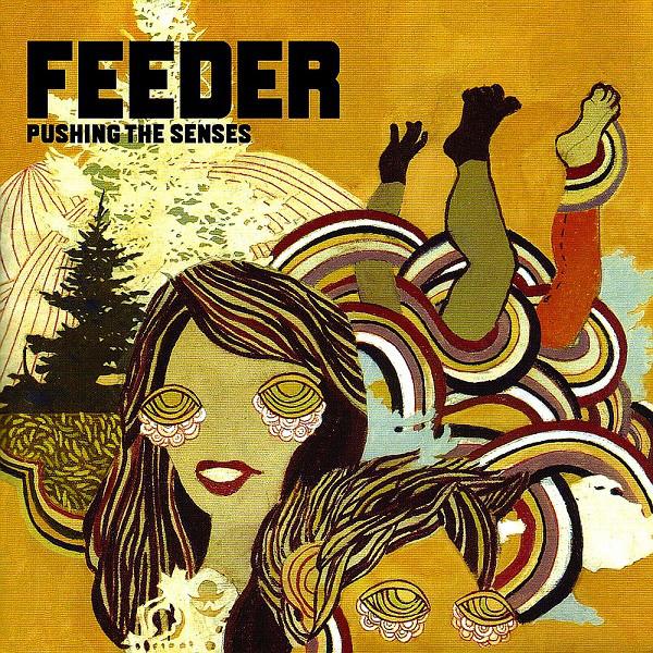 Feeder Pushing The Senses Vinyl