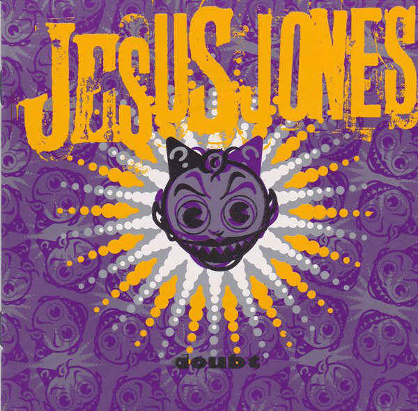 Jesus Jones Doubt CD