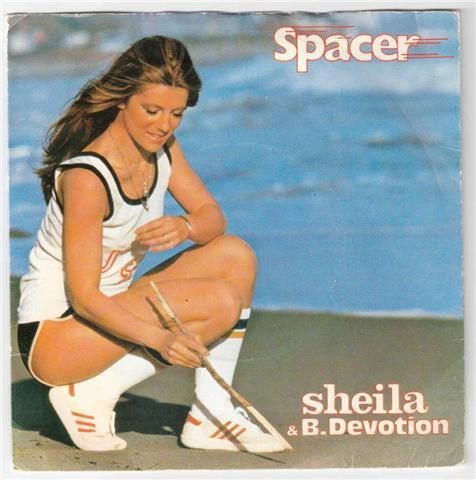 Sheila & B. Devotion Spacer