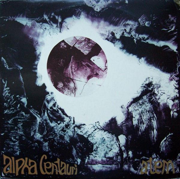 Tangerine Dream Alpha Centauri/Atem
