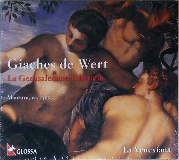 Wert, Giaches de La Gerusalemme Liberata Vinyl