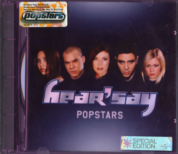 Hear'say Popstars