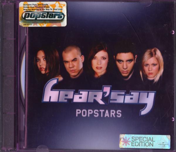 Hear'say Popstars CD