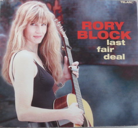 Block, Rory Last Fair Deal CD