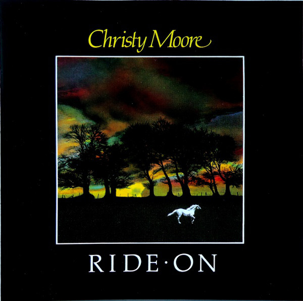 Moore, Christy Ride On Vinyl