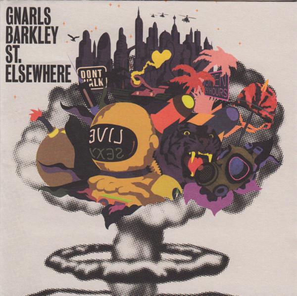 Barkley, Gnarls St.Elsewhere Vinyl
