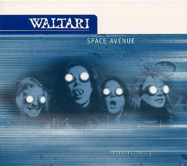 Waltari Space Avenue Vinyl