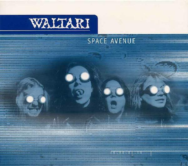 Waltari Space Avenue CD
