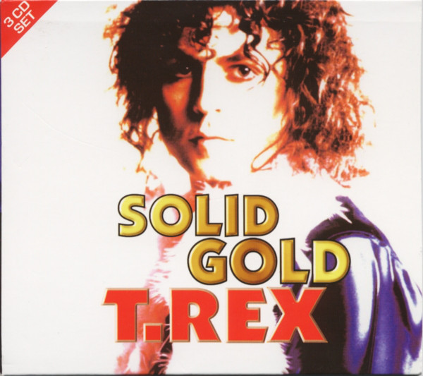 T.Rex Solid Gold CD