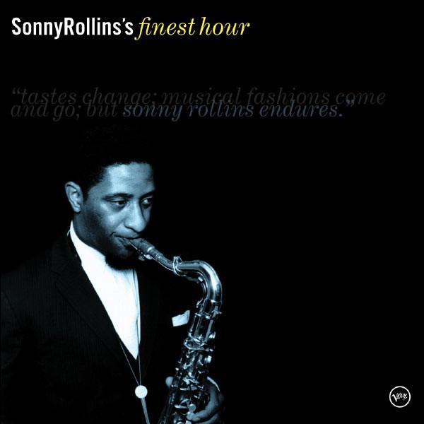 Rollins, Sonny Finest Hour