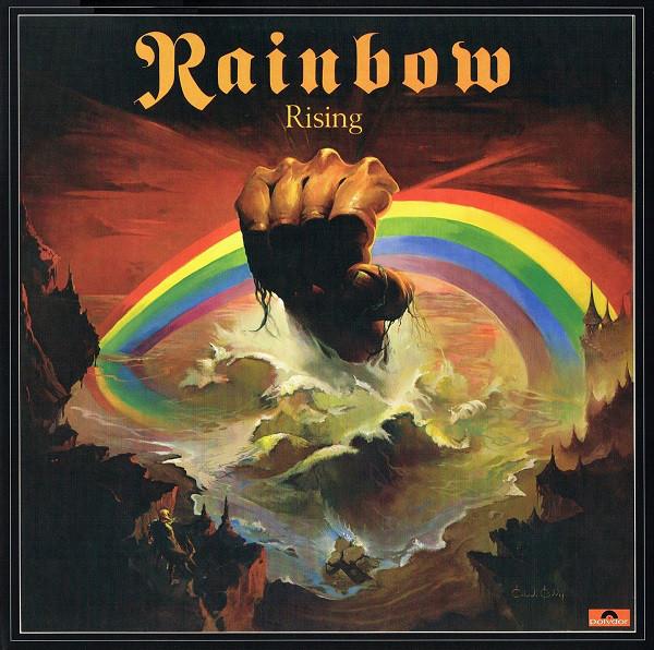 Rainbow Risisng Vinyl
