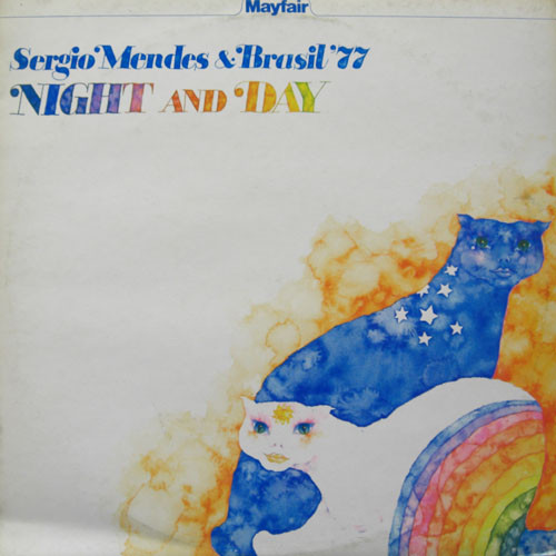 Mendes, Sergio Night And Day Vinyl