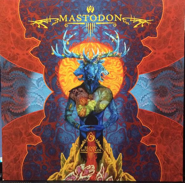Mastodon Blood Mountain Vinyl