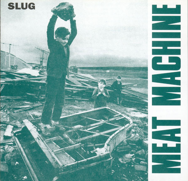 Meat Machine Slug Vinyl