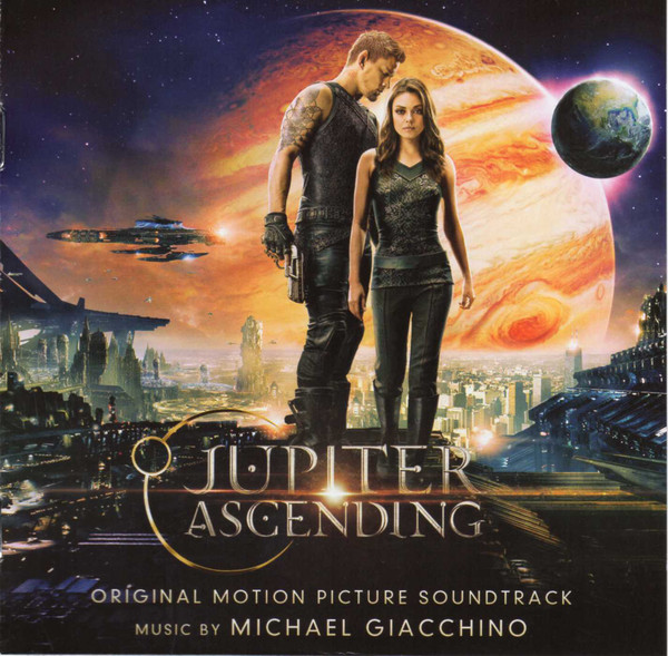 Michael Giacchino Jupiter Ascending (Original Motion Picture Soundtrack)