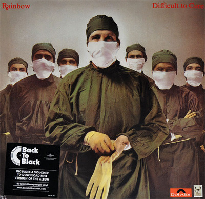 Rainbow Difficult To Cure Vinyl