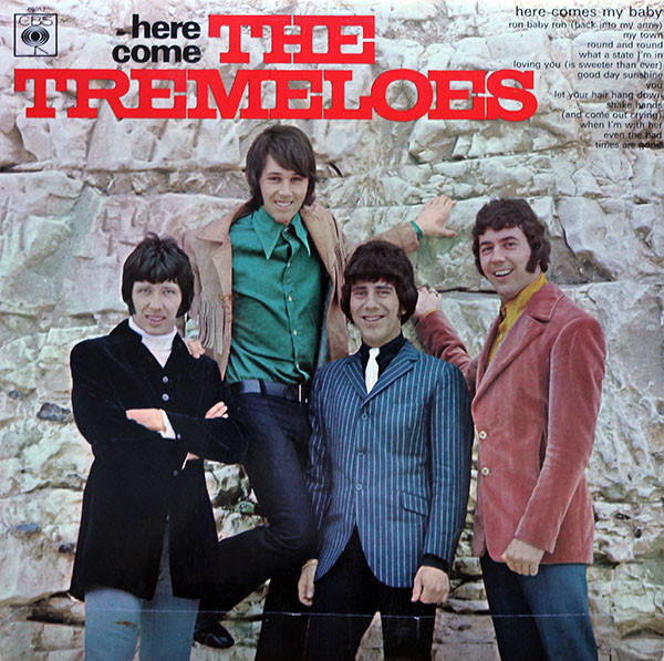 The Tremeloes Here Comes The Tremeloes