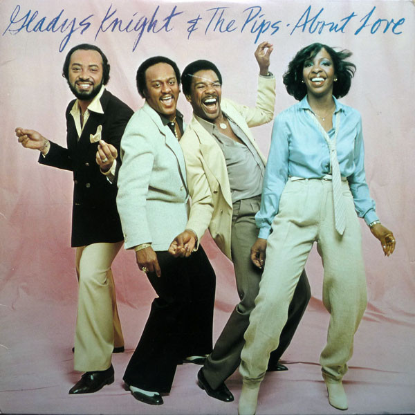 Knight, Gladys & The Pips About Love Vinyl