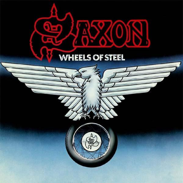 Saxon Wheels Of Steel Vinyl