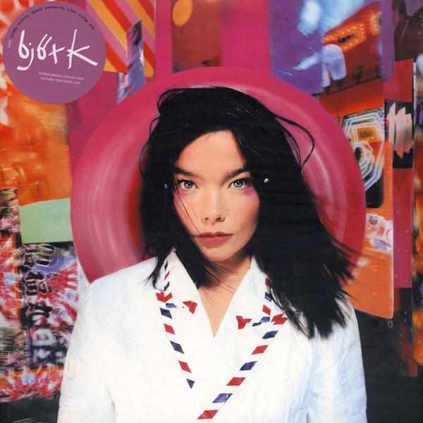 Bjork Post Vinyl