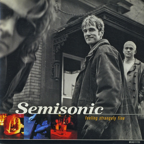 Semisonic Feeling Strangely Fine CD
