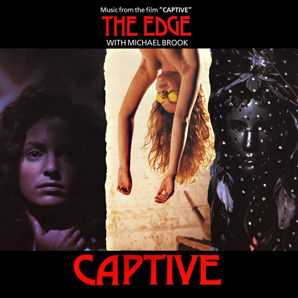 Edge (The) Captive Vinyl