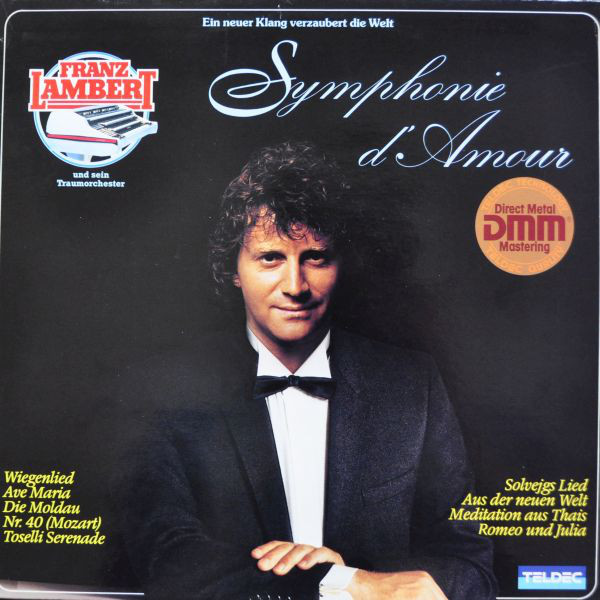Lambert, Franz Symphonie D'Amour