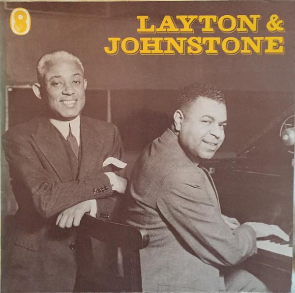 Layton & Johnstone Turner Layton & Clarence Johnstone Vinyl