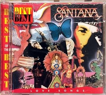 Santana Love Songs