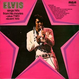Presley, Elvis Elvis Sings The Hits From His Movies Vinyl