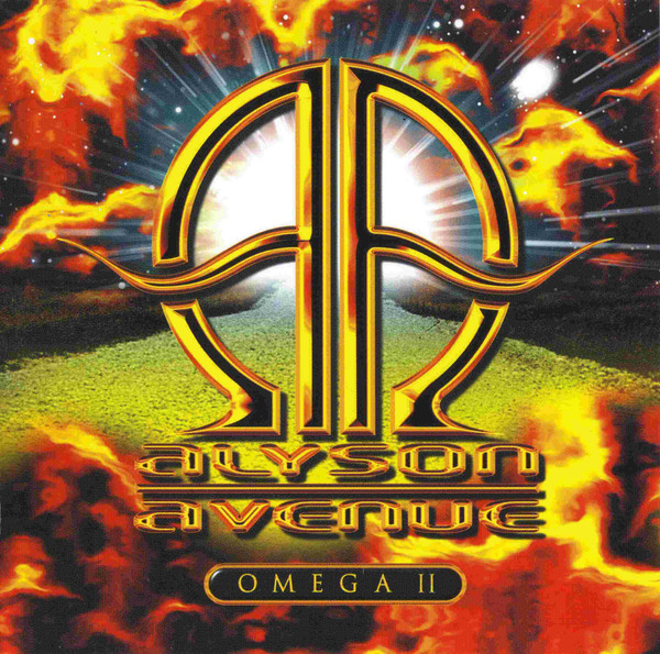 Alyson Avenue Omega II CD