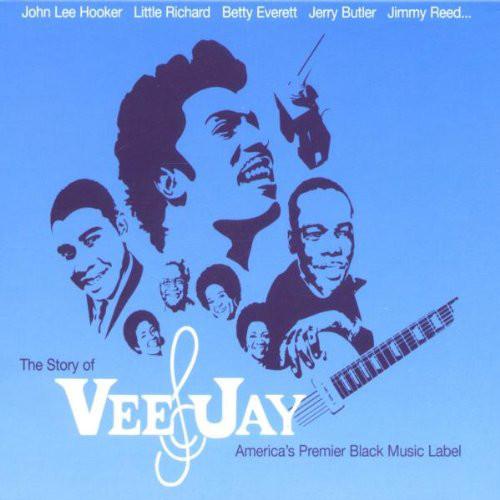 Various The Story of Vee Jay Vinyl