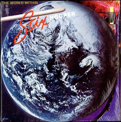 Hooper, Stix The World Within Vinyl
