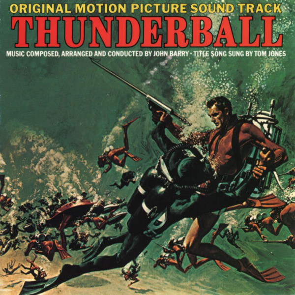 Barry, John Thunderball (Original Motion Picture Soundtrack)