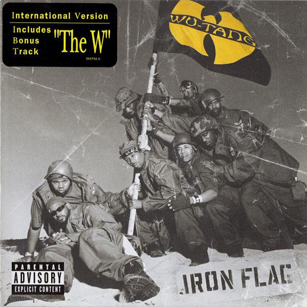 Wu-Tang Clan Iron Flag