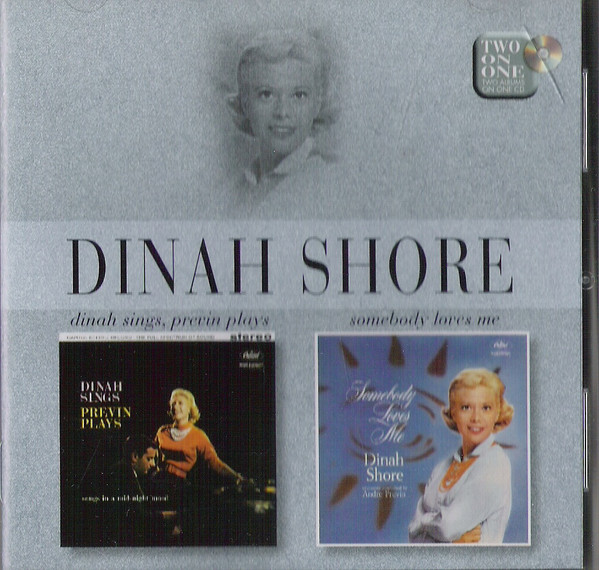Shore, Dinah Dinah Sings, Previn Plays / Somebody Loves Me