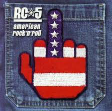 RC 5 American Rock'n'Roll CD