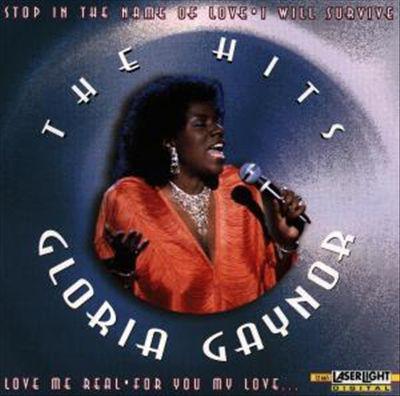 Gaynor, Gloria The Hits Vinyl