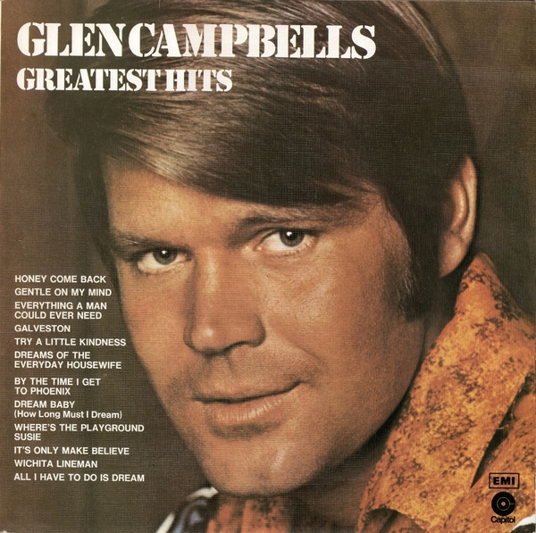 Campbell, Glen Greatest Hits