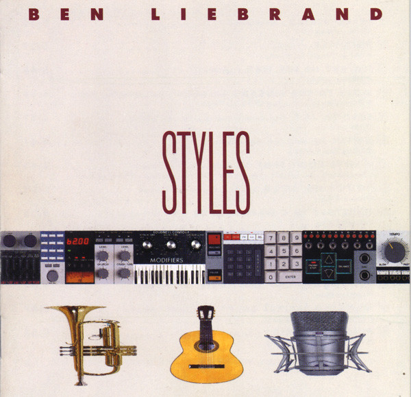 Liebrand, Ben Styles Vinyl