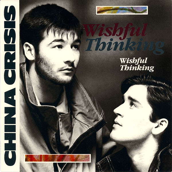 China Crisis Wishful Thinking Vinyl