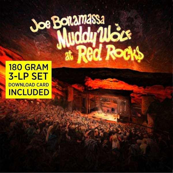 Bonamassa, Joe Muddy Wolf At Red Rocks