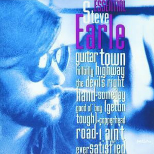 Earle, Steve Essential Steve Earle